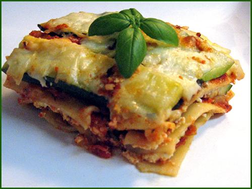 Zucchini Lasagna | My Italian Kitchen
