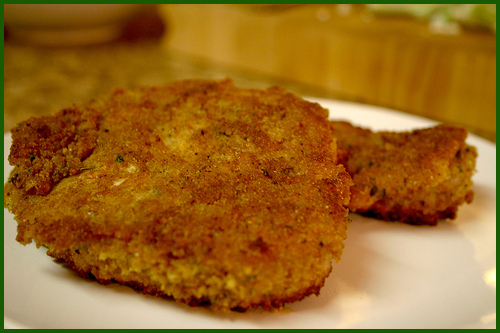 Italian Breaded Pork Chops | My Italian Kitchen